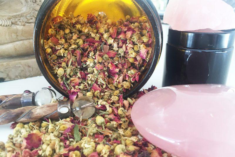 Tee Blütenmischungen